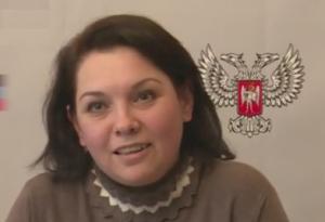 Донецк, журналистка, Блоха, СИЗО, содержание, заключенные