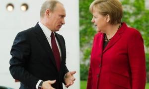 меркель, путин, россия, германия, украина, донбасс, восток украины, днр, лнр