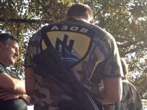 мариуполь, юго-восток украины, происшествия, ато, батальон Азов, донбасс, новости украины, донецкая ообласть