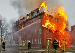 хмельницкий, пожар, происшествия