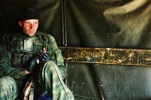 Горловка, чеченцы, батальон Донбасс