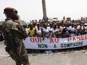 правительство, буркина-фасо, переворот, военные