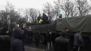 Украина, Оружие, Выборы, ДНР, ЛНР, Президентские, Парламентские, Волошина.