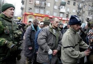 басурин, днр, украина, донбасс, пленные