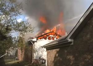 пожар, пожарный происшествия