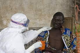 лихорадка эбола, воз,общество