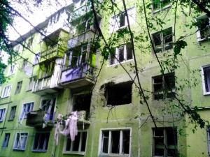 Донецк, АТО, стрельба, пострадавшие
