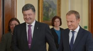 туск, саммит, ес, военная миссия, гражданская оценочная миссия, политика, украина, новости, петр порошенко