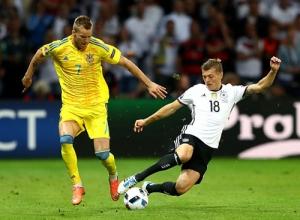 Евро-2016, спорт, футбол, Германия, Украина