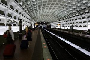 метро вашингтона, сша, происшествие, гибель человека, общество