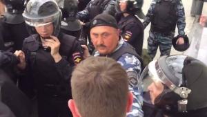 Кусюк, Москва, Россия, общество, Киев, Майдан, полиция, протесты
