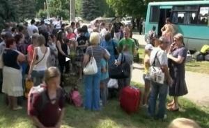 юго-восток украины, ситуация в украине, пятигорск, беженцы
