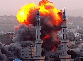 Сектор Газа, перемирие, Израиль, Палестина