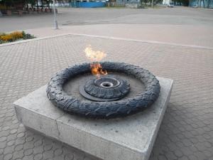 омск, россия, вечный огонь, дети, крабовое мясо, происшествия