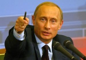 Путин, Украина, Новороссия, Крым