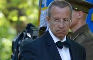 президент эстонии, приглашение, россия, день победы