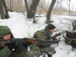 украина, донбасс, ато, село гранитное, бой, минометы, стрелковое оружие