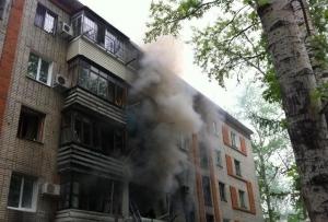 Луганск, ЛНР, Украина, боевик, мина, взрыв, самоубийство