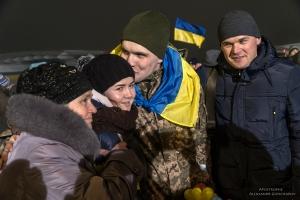 обмен пленными, гимн украины, донбасс, ато, всу, лнр, днр