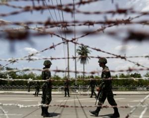 таиланд, политика, военное положение