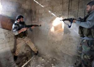 Сирия, Терроризм