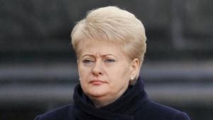 Литва, Президент, инаугурация