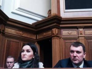 судья Кицюк, активисты Автомайдана, личное обязательство, электронный браслет