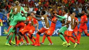 сборная голландии по футболу, сборная коста-рики по футболу, чм-2014, новости футбола, видео матча