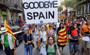 Испания, политика, Каталония, общество