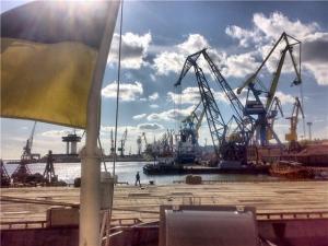 Украина, Мариуполь, морской порт, Лысенко, АТО, Донбасс, боевики, обстрел, ДНР