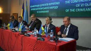 крым, украина, россия, политика, аннексия, съезд, Курултай