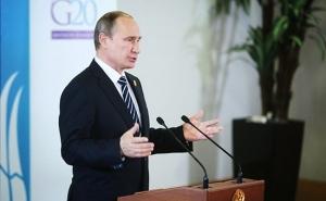 Путин, Россия, Большая двадцатка, финансирование терроризма