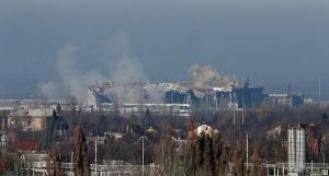 Донецк, теплосистема, котельные, артобстрел