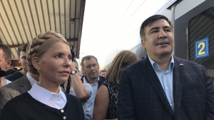 саакашвили, политика, общество, граница, прорыв, политика, реакция соцсетей