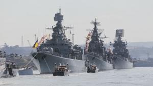 Украина, Азовское море, Россия, Путин, Кремль, Война, Атака, Давление, Катера, Чмут.