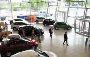 Украина, автомобили, падение рынка авто, автодилеры