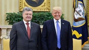 Украина, Порошенко, Трамп - друг Украины, политика, общество, мнение