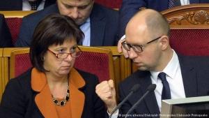 новости украины, яценюк, яресько, политика