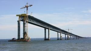 Министерство инфраструктуры, Керченский мост, Крым, Аннексия