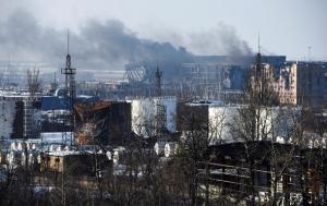 Донбасс, Донецк, ДНР, Донецкая республика, АТО, Нацгвардия, армия Украины, ВСУ, Украина