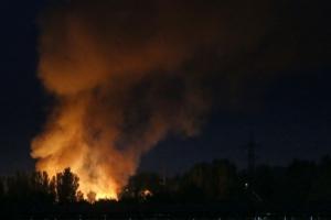 донецк, днр, происшествия, восток украины, взрывы, аэропорт донецка, донбасс, спартак