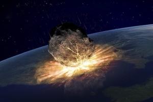 конец света, апокалипсис, земля, астероид, NASA