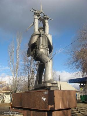 Донецк, укрытия, убежища, Буденновский район