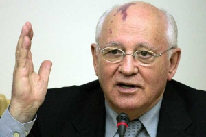 Горбачев, Россия, США, политика, Европа, Запад