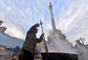 Киев, Майдан, реконструкция, Украина