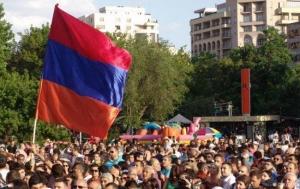 армения, ереван, митинг, экономика, политика, общество, россия, оружие
