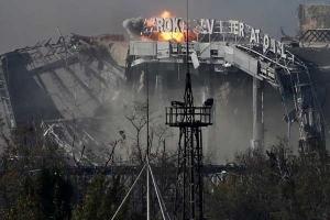 донецк, аэропорт донецка, ато, армия украины, днр. юго-восток украины, происшествия, донбасс, новости украины