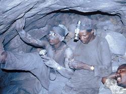 африка, танзания, золотодобытчики, шахта, гибель