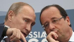 Олланд, Мистрали, Франция, Путин