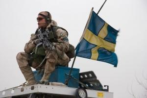 Швеция, Украина, АТО, оборона, ВС
